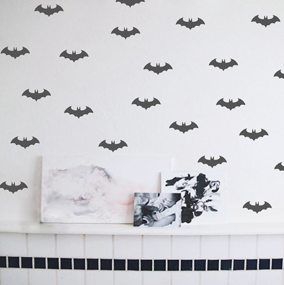 ... Polka Dot · Bat Wall Sticker