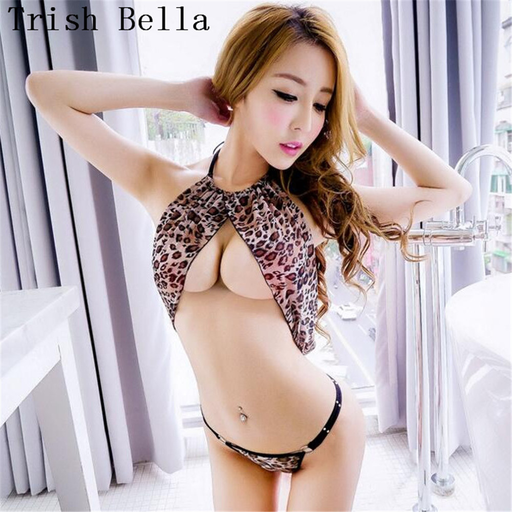 2018 Knitting Transparent Hollow Out Chest Wound Buttocks High Elastic Force Body Sexy Costumes Bodystocking Catsuit Open Crotch