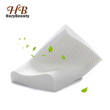 Natural Latex Pillow In Thailand Breathable Orthopedic Pillow Latex Health Care Massage Sleeping Pillow for Bed