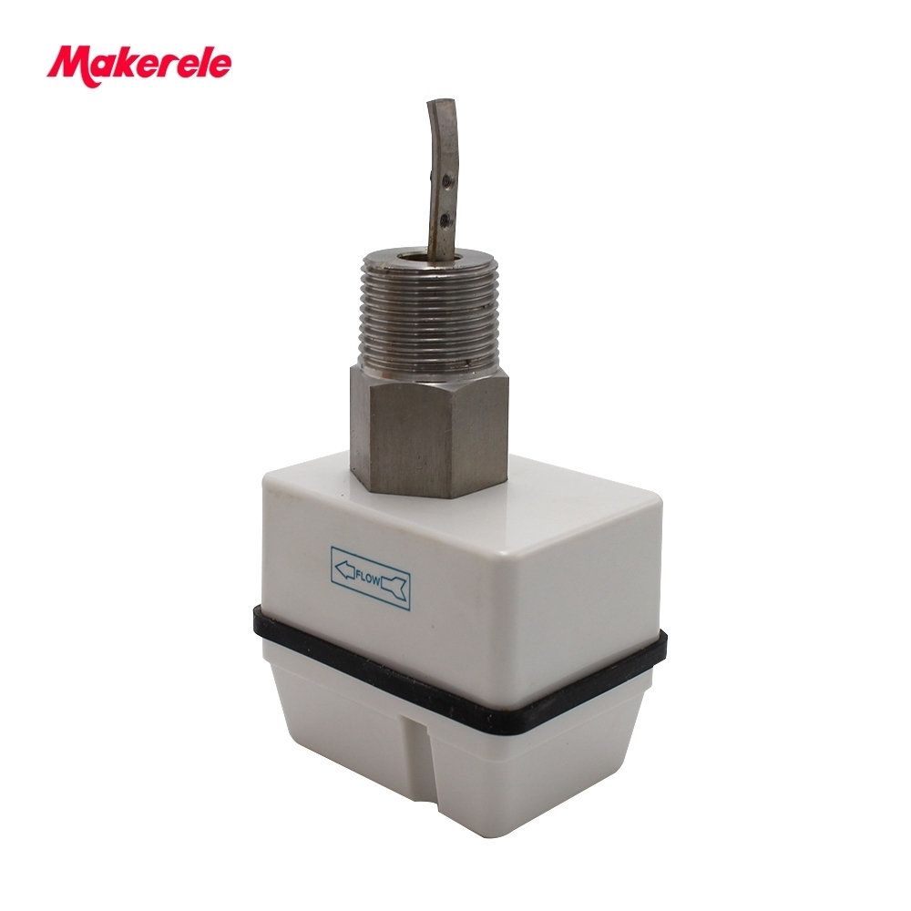 цена на High Quality Paddle Flow Switch Corrosion Resistant Stainless MK-FS02 Waterproof Dustproof Liquid Flow Control Water Flow Sensor