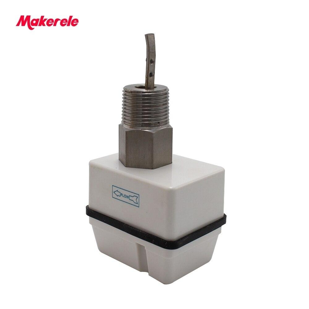 MK-FS02 inoxydable résistant à la Corrosion de commutateur de débit de palette de haute qualité