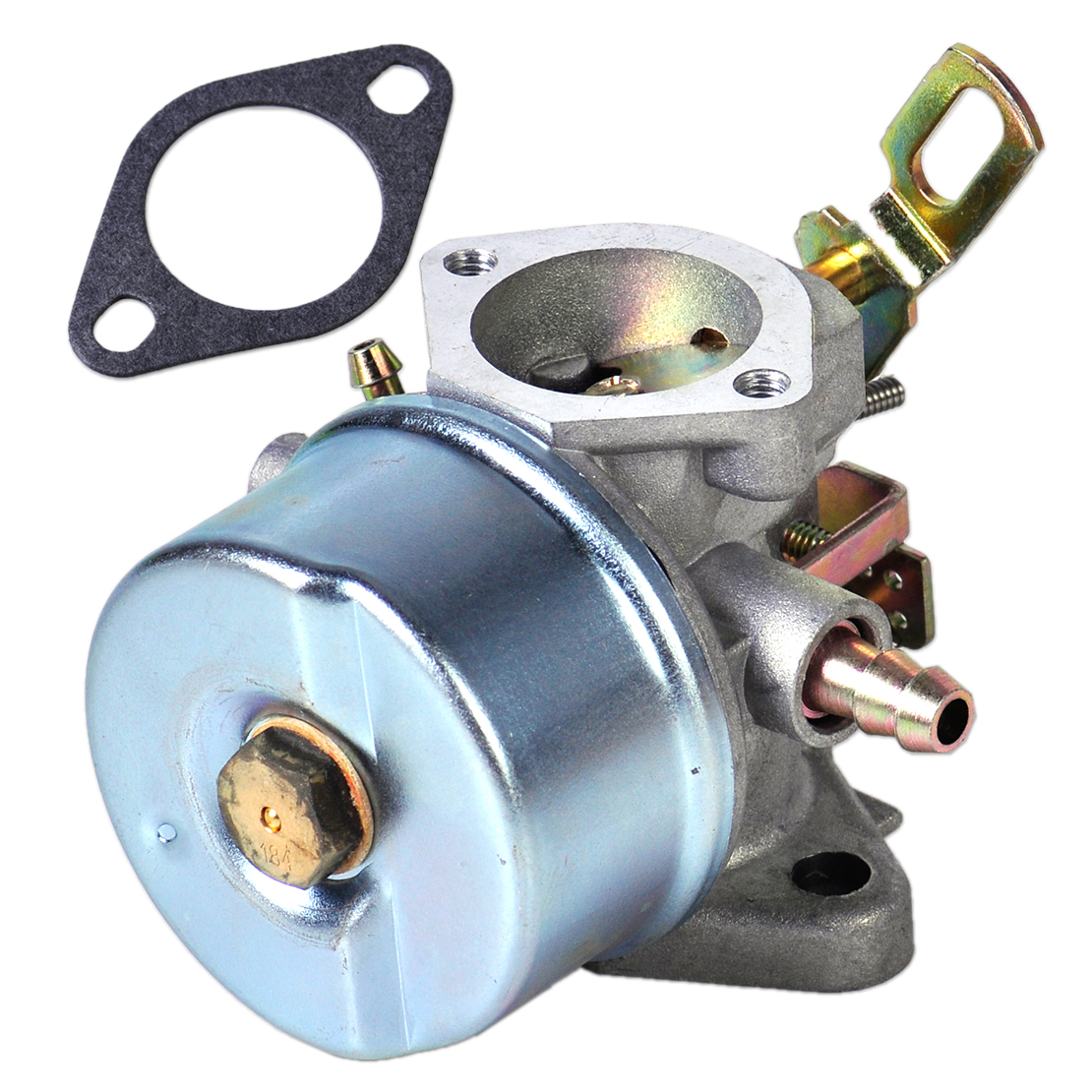 Letaosk New Fuel Tank Filter Joint Kit Accessories Fit For Honda Have A Snow Blower With Tecumseh 85 Hp Model Lh318sa Carburetor Carb W Gasket 8hp 9hp 10hp Hmsk80 Hmsk90 Lh358sa