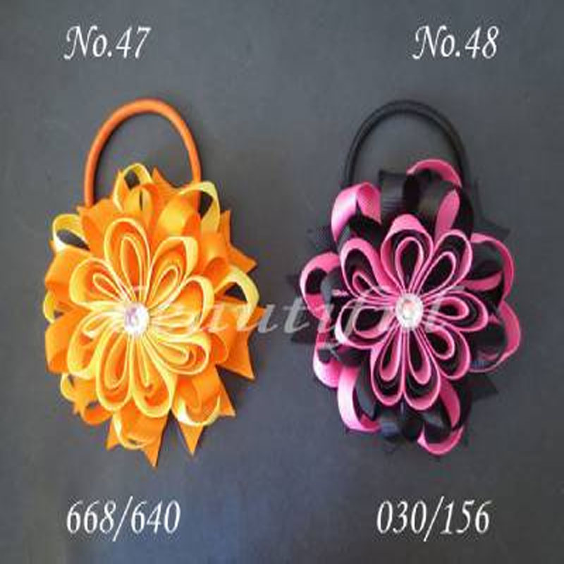 Bird/'s Nest Hair Bow Clip 200No. 60 BLESSING Good Girl Boutique Modern Style A