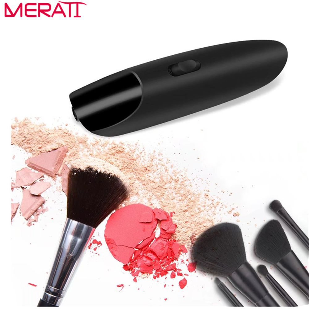 Fast Makeup Brush Cleaner Convenient Silicone Make up Brushes Cleanser Cleaning Tool Machine cinema secrets make up brush cleaner объем 236 мл