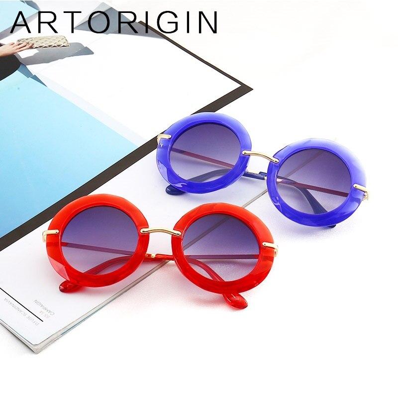 ARTORIGIN Elegant Vintage <font><b>Sunglasses</b></font> For Women Flash Round Frame Oversized Sun Glasses UV400 Gafas Female Shades Red Green <font><b>Beige</b></font>