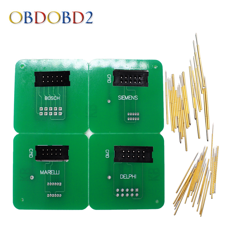 Meilleur Qualité BDM cadre broches 40 pcs aiguilles, BDM CADRE Adaptateur + 40 pcs BDM Pin Travail pour BDM Cadre Ktag K-tag Kess v2, BDM100 FGtech