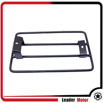 Fit For HONDA REBEL 300 REBEL 500 REBEL300 REBEL500 REBEL 250 2017-2019 rear tail rack top box case suitcase carrier board фото