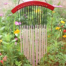 15 трубок, колокольчики для сада, двора, античный, потрясающий орнамент, подарки для сада, дома, колокольчики для ветра, часовня, колокольчики, настенный Декор для дома