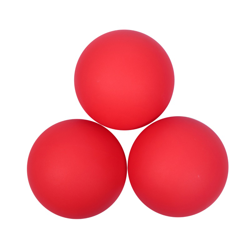 3PCS/SET Professional Four Side Elasticity Stage Magic Juggling Ball,Toys Ball