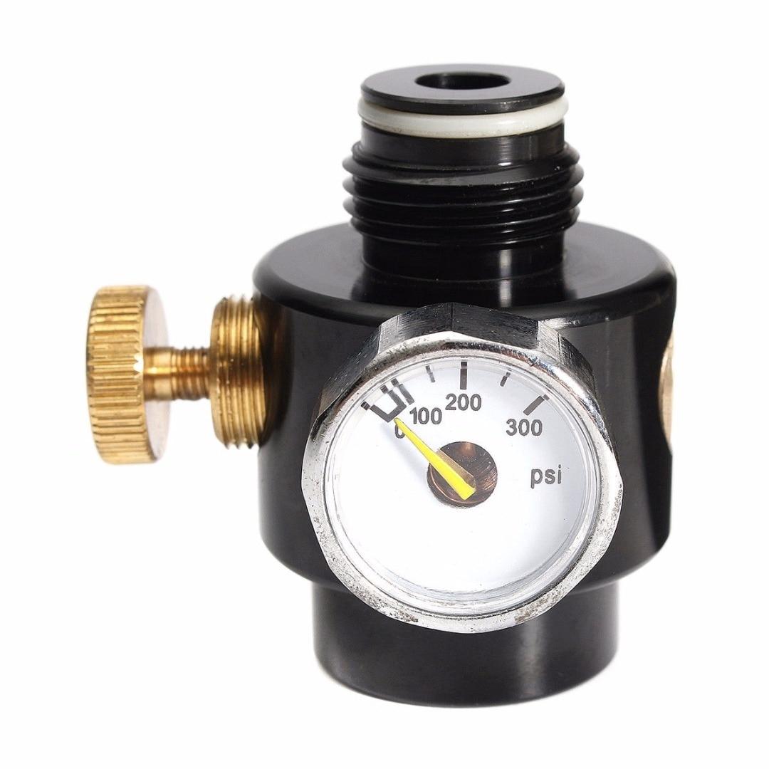 1pc High Pressure Co2 Compress Air Regulator Valve G1/2-14 Thread 0-200psi Mayitr Compress Regulator rice cooker parts steam pressure release valve