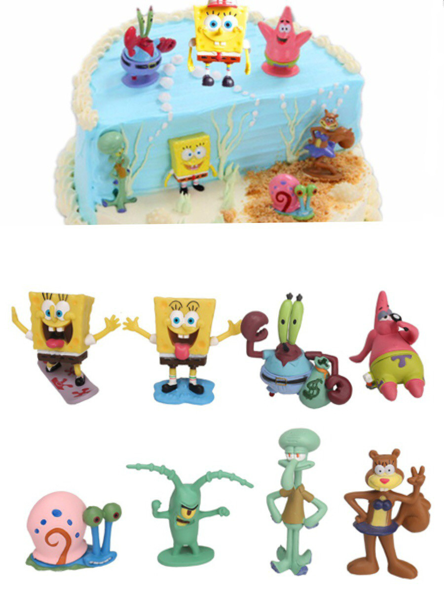 Cake Decorating Animal Figures Online Buy Wholesale Birthday Figure Cake Topper From China