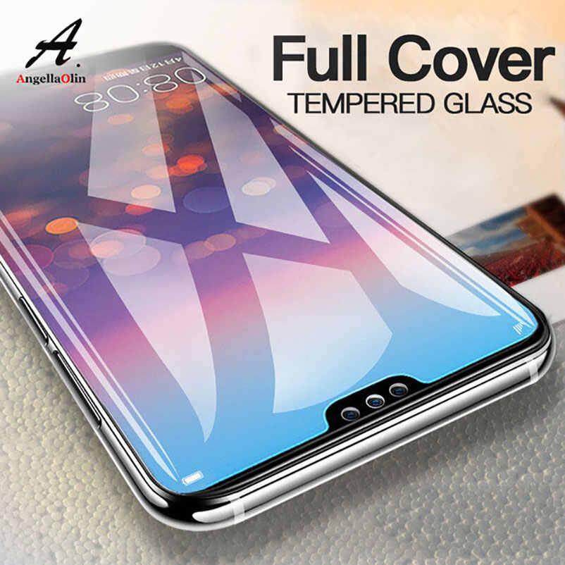 Verre trempé à couverture complète pour Huawei mate 20 lite y6 p smart plus nova 4 3i 3 pour Honor 10 MAGIC 2 play 8X Film de protection d'écran