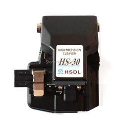 Free Shipping High Precision HS-30 Chinese Optic Fiber Cleaver Fiber Optics Cutter Comparable Fiber Cleaver CT-30