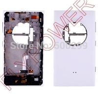 For Nokia Lumia 1020 Battery Door Back Cover Housing Case by free shipping; white
