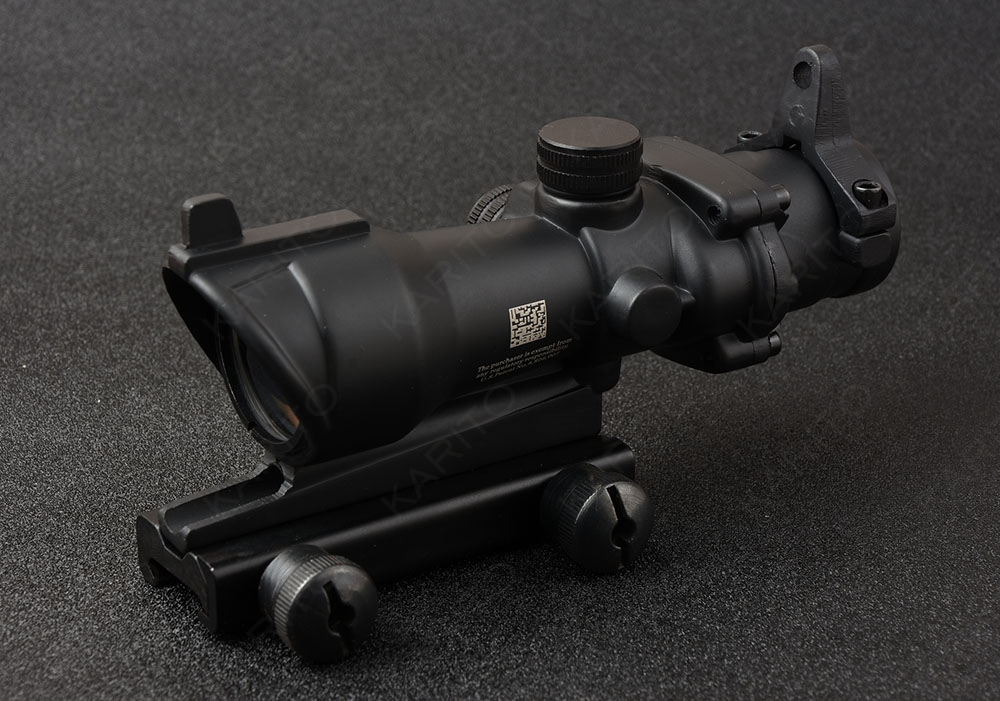 Tactical trijicon acog Style 4x32 Rifles Scope For Picatinny Rail Mount Base Hunting shooting M2833 tactical trijicon acog style 4x32 rifle scope and 1x docter red dot sight hunting shooting m2833 m7830