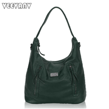 2017 VEEVANV Women Handbags High Quality Leather Shoulder Bag Ladies Tote Handbag Fashion Messenger Bag New Crossbody Bag Female