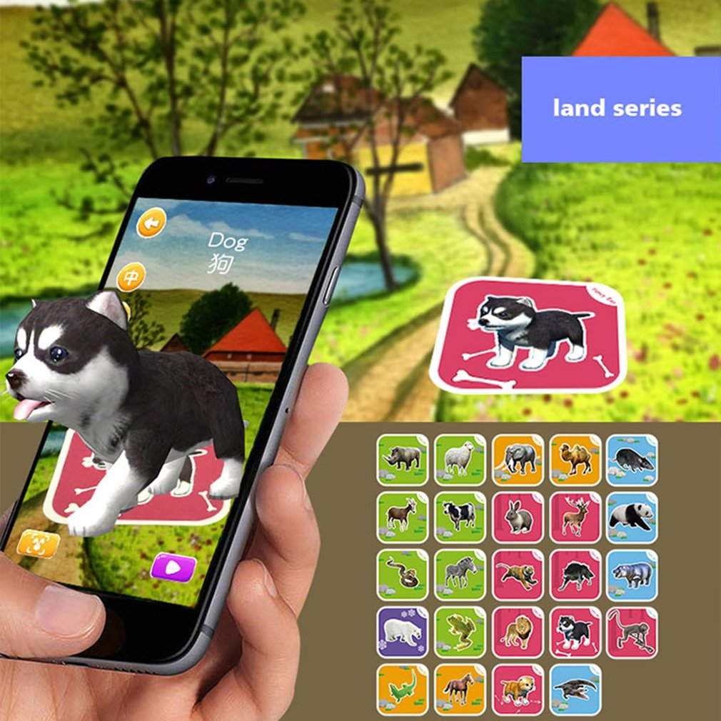 3D Anti-tear Cognition Puzzle Cards Cartoon Vehicle Animal Matching Game Jigsaw Puzzle Cards Preschool Educational Puzzle Toy все цены