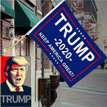 Donald Trump 2020 Election Flag 150x90cm Keep America Great Flags for