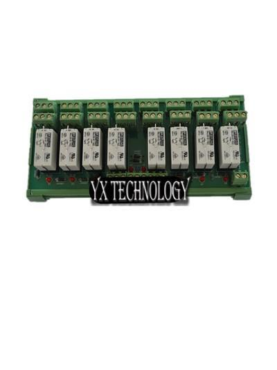 8 group of original relay modules 8A normally open relay module 8 8 NC RJ2D-2-824