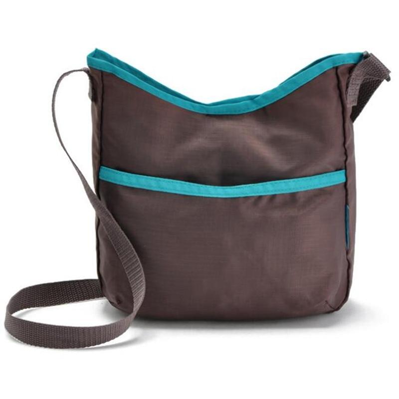 Promotions! Nylon Women Messenger Bags  Waterproof Shoulder Bags Crossbody Bag B