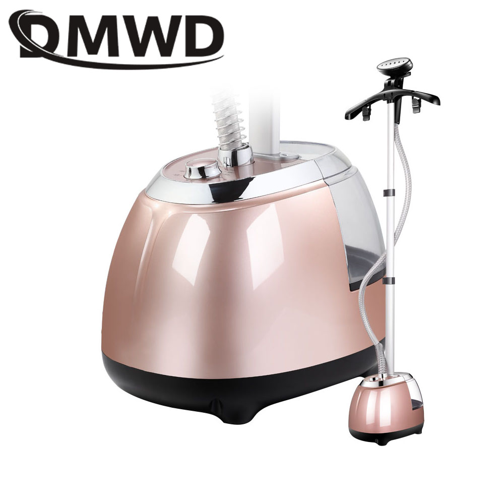 DMWD 2000W Garment Steamers Steam generator Iron for Clothes Hanging Vertical Electric Ironing Machine Handheld brush 2.5L EU US portable garment steamer 1000w handheld clothes steam iron machine steam brush mini household ironing for for fabrics clothes