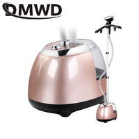 DMWD 2000W Garment Steamers Steam generator Iron for Clothes Hanging Vertical Electric Ironing Machine Handheld brush 2.5L EU US