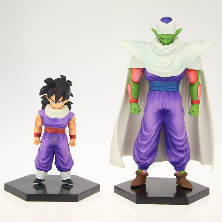 Listado de Personajes 2-unids-lote-10-17-cm-figura-Japonesa-del-anime-Dragon-ball-Z-Son-Gohan-font