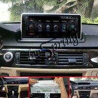 10,25 Android разведки Автомобильный мультимедийный плеер для BMW 3 серии E90 E91 E92 E93 (2005 2012) левое колесо iDrive дополнительно