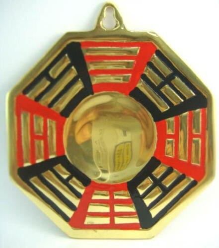 Feng Shui Convex Concave Messing Bagua Spiegel Pakua In Feng Shui