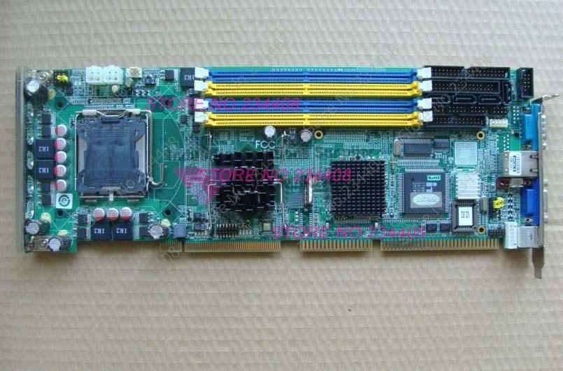 Pca-6190 A1 Industrial Motherboard Pca-6190vg 100% tested perfect quality  цены