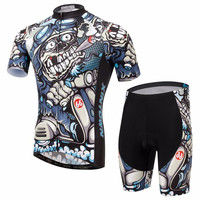 2016 New XINTOWN New Arrival Men Cycling Bike Bicycle Sports Clothing Short Sleeve Jersey Quick Dry