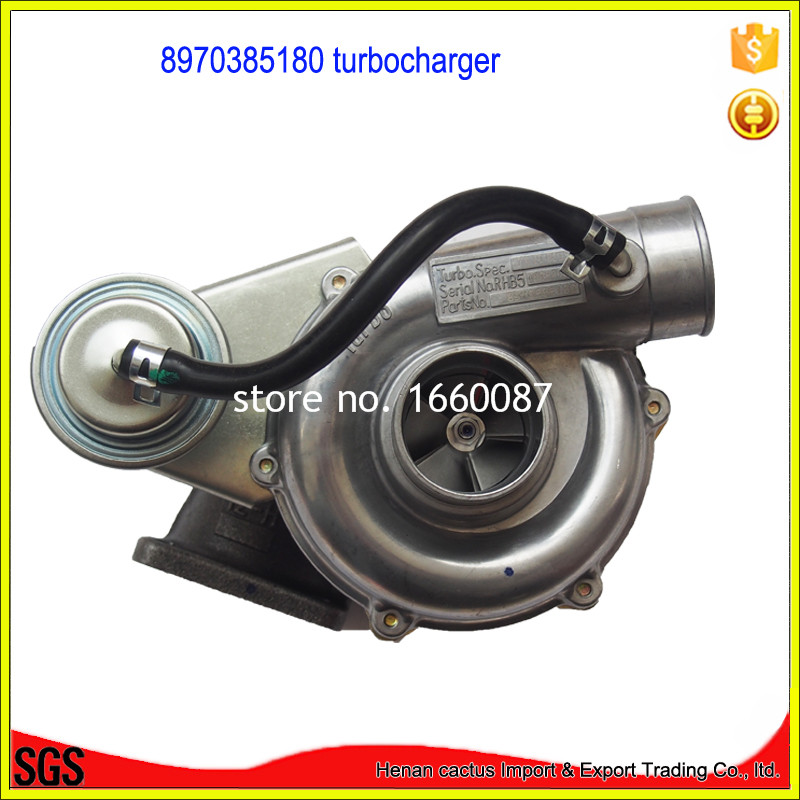 Electric Turbochargers: RHB5 Turbo 8970385180 Electric Turbocharger VE180027