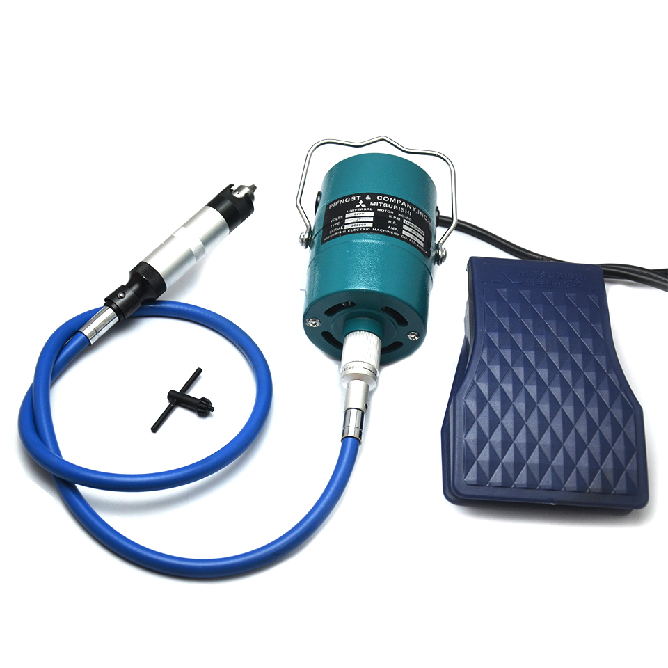 цена на GOXAWEE Flex Shaft Grinder Polishing Machine Electric Drill Tools with Flex shaft handpiece Mini Grinder Power Tools Accessories