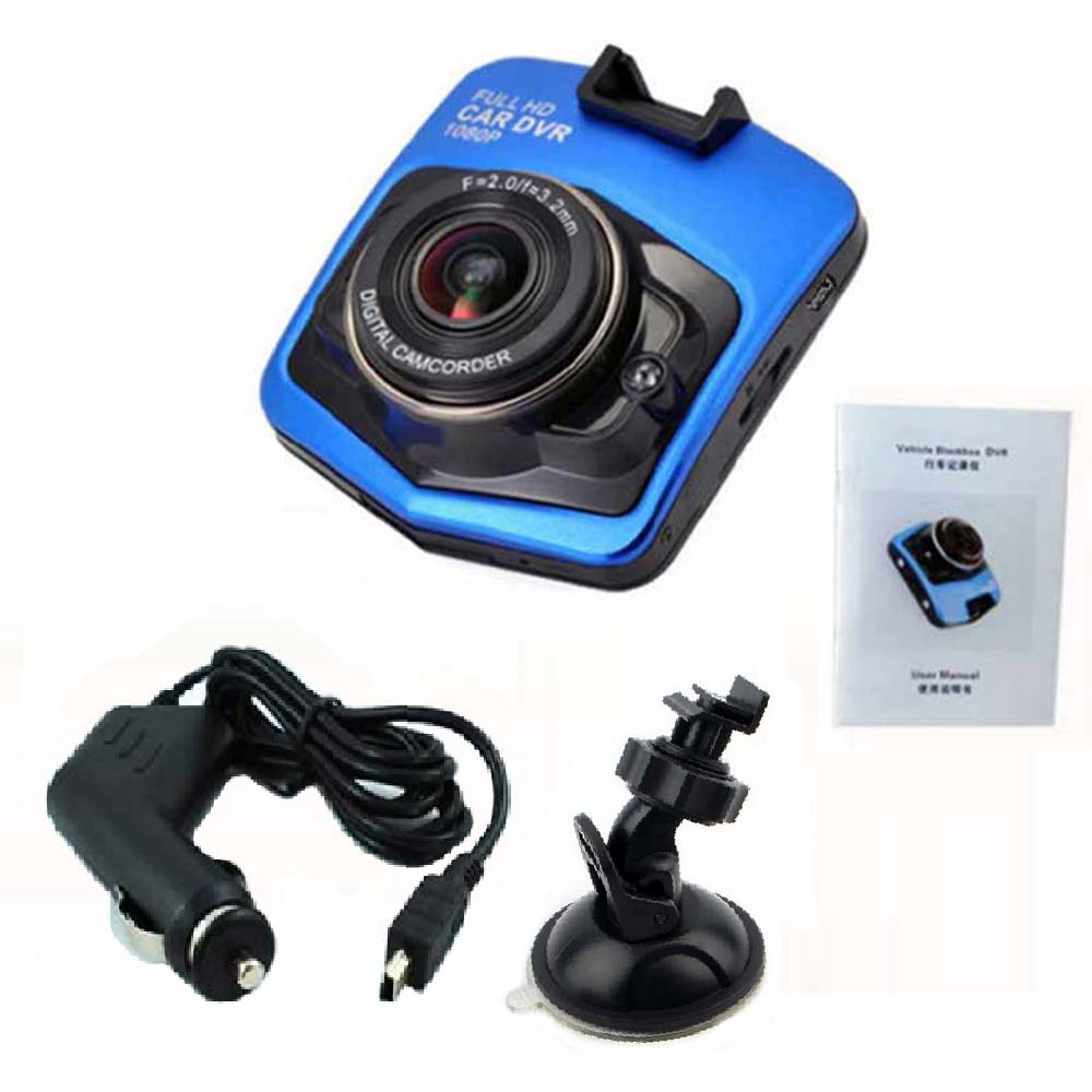 2017 new mini styling car dvr camera lcd 720p video camera gt300 camcorder registrator parking recorder dash cam free delivery in dvr dush camera from