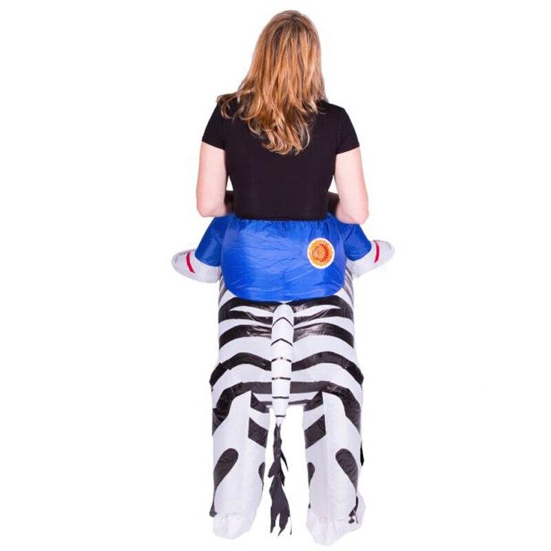 Unisex Novelty Fancy Dress Fashion Braces Bright Pink Zebra Stripe Animal Print