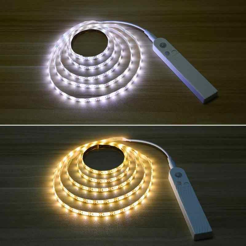 SMD2835 Светодиодная лента струнный светильник инфракрасная указка декоративный светильник для семейного украшения USB гибкий струнный светильник