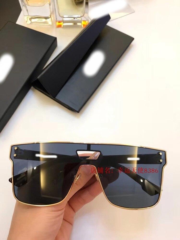 Sonnenbrille 5 Frauen Für 2 1 Designer 4 Carter 3 Gläser Marke Y0905 2018 Runway Luxus qn4Rx6wfnF
