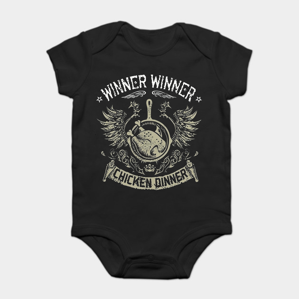 Constructive Baby Onesie Baby Bodysuits Kid T Shirt Fashion Cool Funny Pubg Wwcd Customized Printed