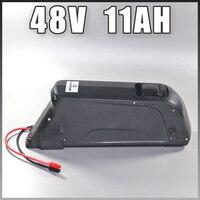 48v Electric Bicycle Battery 48v Bafang BBS02B BBS03 BBSHD 8fun 11 6ah Battery Down Tube Battery