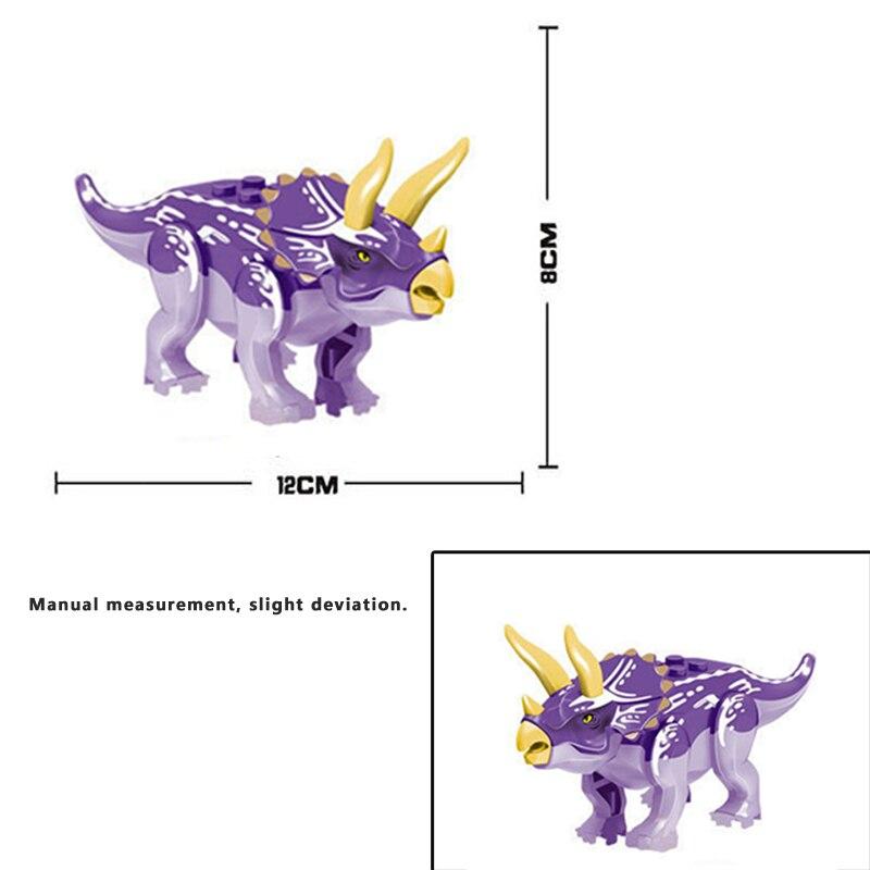 Building block dinosaur toy_14