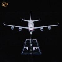 Hot Sale Zinc Alloy Airplane Decoration New Year Celebration Metal Crafts Good Quality Figurines Miniatures Desk