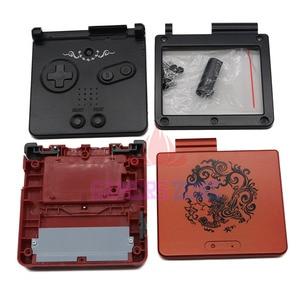 Image 2 - עבור מוגבלת מהדורה מלא שיכון מעטפת מקרה החלפה עבור Nintendo Gameboy Advance GBA SP
