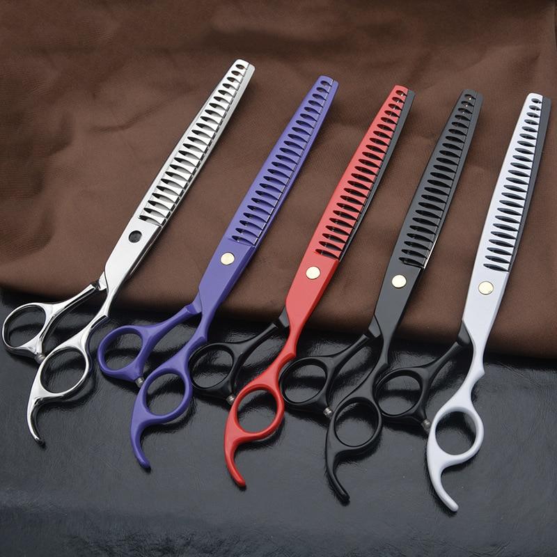 8 inch pet thinning scissors shears dog pet grooming scissors dog cat hair cutting tools groomer animal clippers потолочная люстра idlamp grace 299 6pf whitepatina