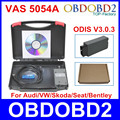 Série VAG VAS 5054A ODIS Chips Fulll V3.0.3 Multi-Idioma Suporte UDS Protocolo Bluetooth VAS5054A VAS 5054 Para VW/Audi