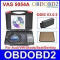 VAG Серии V3.0.3 Fulll Чип ODIS VAS 5054A Многоязычная VAS5054A Поддержка UDS Протокол Bluetooth VAS 5054 Для VW/Audi