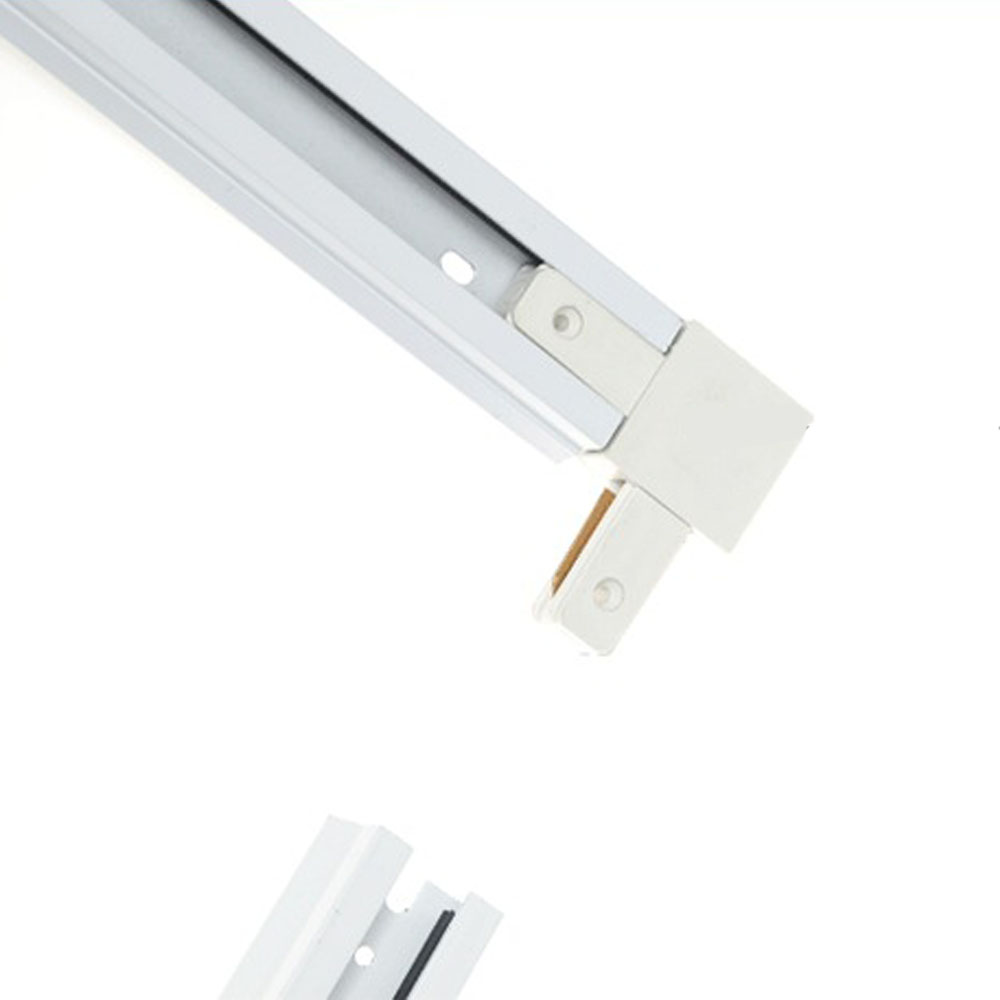 track lighting without wiring. Aliexpress.com : Buy Track Lighting 0.5m 1m Rail Connectors Aluminum Wire Light Fixture 2 Wires Of Lights From Reliable Without Wiring H