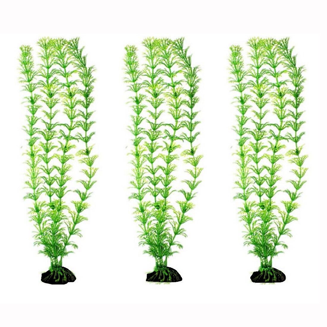 1 Pc Neue Künstliche Grün Pflanze Gras Für Fisch Aquarium Dekor MöChten Sie Einheimische Chinesische Produkte Kaufen?