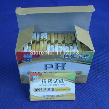 (10 części partia) możesz o nich nadmienić PH 0 5 zakres pH 5 5-9 0 dokładne oferty PH papier testowy 80 pasków PH o krótkim zasięgu papieru 5 5-9 0 tanie i dobre opinie ph5 5-9 0 Lejek