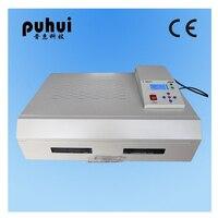 Puhui T-962C bga estação de retrabalho t962c reflow forno máquina aquecedor infravermelho 2500 w