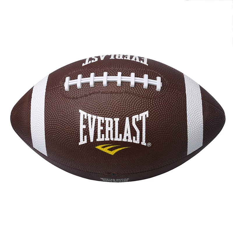 1 Piece American Football Ball Sizes 9 # Standard Rugby
